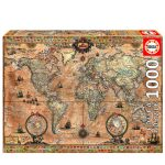 109119-Puzzle-1000-Peças-Mapamundi-EDUCA-15159-cx