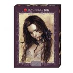 115126-Puzzle-1000-Pcs-Favole-Dark-Rose-HEYE-29430-Victoria-Francés-cx