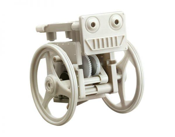 3 in 1 Solar Mini Robot3