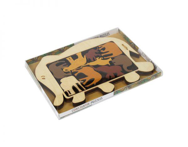 Constantin Puzzles – Elephant Parade
