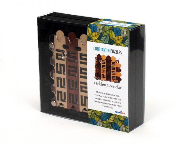 Constantin Puzzles – Hidden Corridor