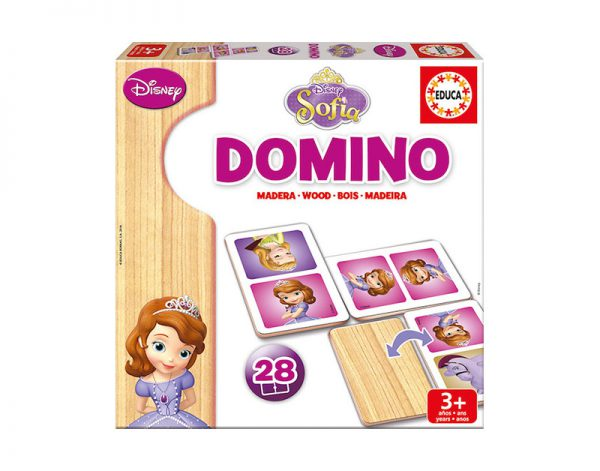 Dominó Sofia The First 28