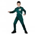 Fato Space Suit Green