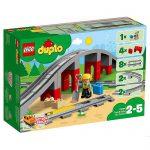 Lego Duplo Trilhos Para Comboio