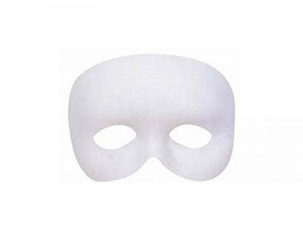 6f6f7d1c8b Máscara Branca de Fantasma - O Papagaio Sem Penas