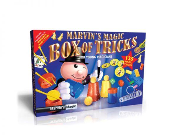 Marvins Magic Box Of 125 Tricks