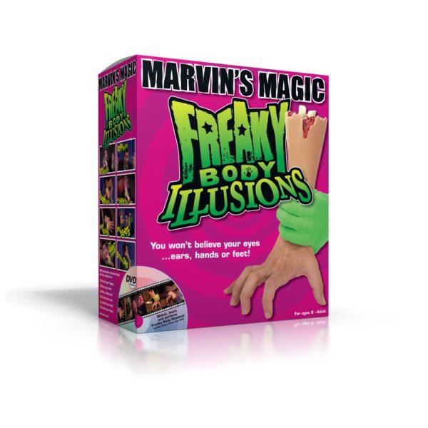 Marvin's-Magic-Freaky-Body-Illusion