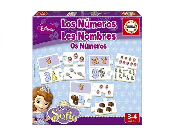 Os Números de Sofia