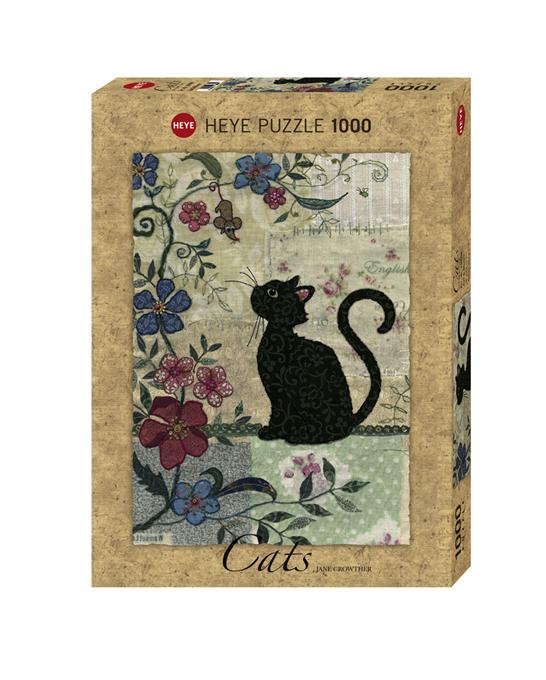 Puzzle 1000 Pcs Cat & Mouse
