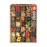 Puzzle 1000 Pcs Especiarias