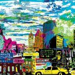 Puzzle 1000 Pcs McCall, I Love New York