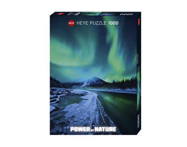 Puzzle 1000 Pcs Northern Lights