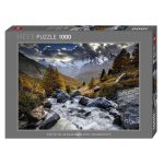 Puzzle 1000 Pcs Rojas Mountain Stream