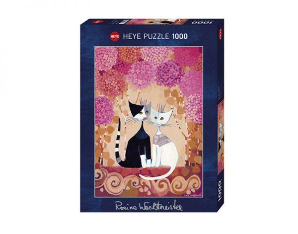 Puzzle 1000 Pcs Wachtmeister, Romance