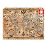 Puzzle 1000 Peças Mapamundi