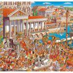 Puzzle 1500 Pcs Ancient Rome
