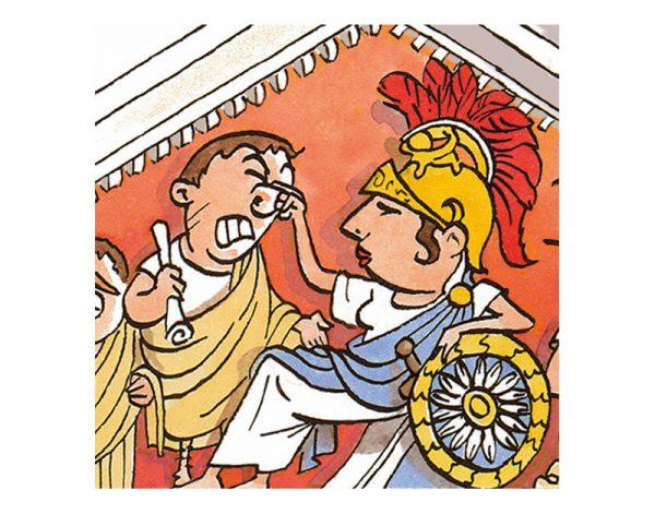 Puzzle 1500 Pcs Ancient Rome2