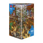 Puzzle 1500 Pcs Oesterle Library-2