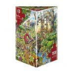 Puzzle 1500 Pcs Prades, Fairy Tales
