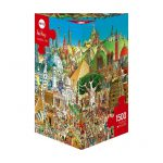 Puzzle 1500 Pcs Prades, Global City