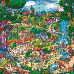 Puzzle 1500 Pcs Wonderwoods