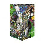 Puzzle 1500 Pcs eBoy Rio
