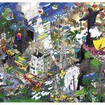 Puzzle 1500 Pcs eBoy Rio2