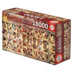 Puzzle 18000 Pcs Capela Sistina