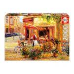 Puzzle 2000 Corner Cafe Haixia Liu
