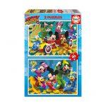 Puzzle 2×20 Mickey & Os Pilotos
