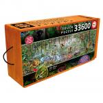 Puzzle 36000 Peças Vida Selvagem