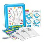 Thinking kits pequena impressão da mão2