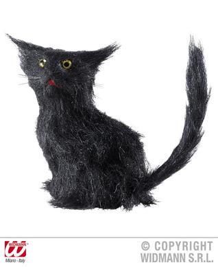 gatos pretos 12 cm
