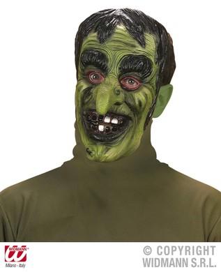 mascara de bruxa