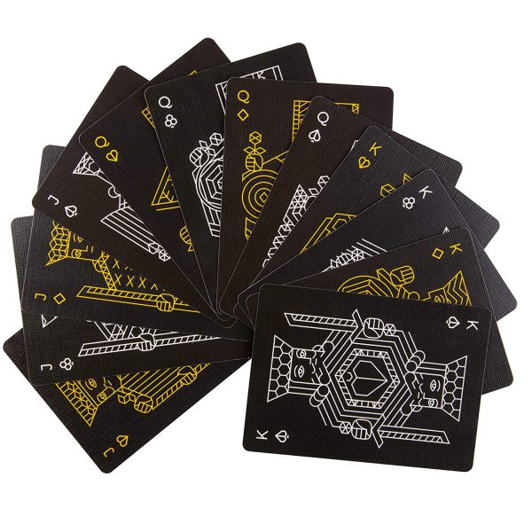 Cartas Bicycle Killer Bees6