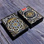 Cartas Bicycle Realms Black