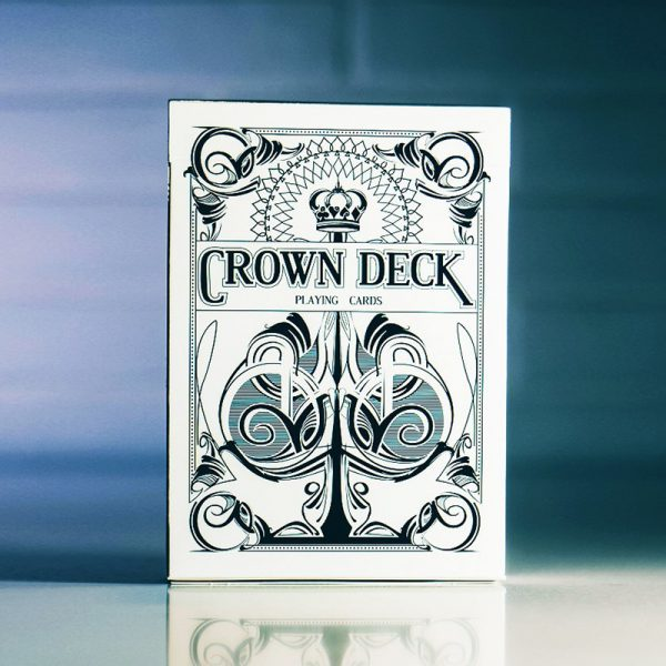Cartas Crown Deck Snow Limited Edition