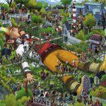 Puzzle 1000 Pcs Oesterle Gulliver2