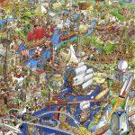 Puzzle 1500 Pcs Prades History River2