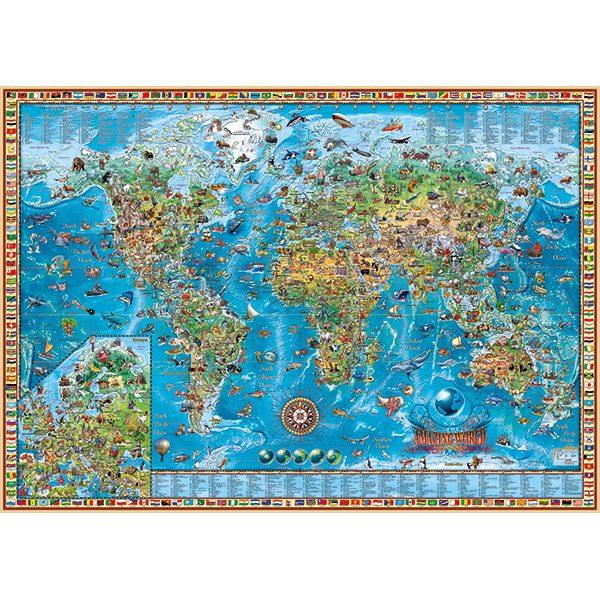 Puzzle 2000 Pcs Amazing World Standard2