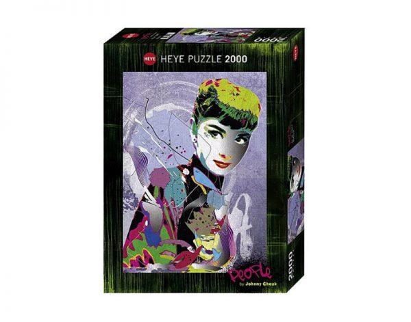 Puzzle 2000 Pcs People Audrey II