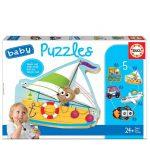 120369-Puzzle-Baby-Veículos-EDUCA-18059-cx