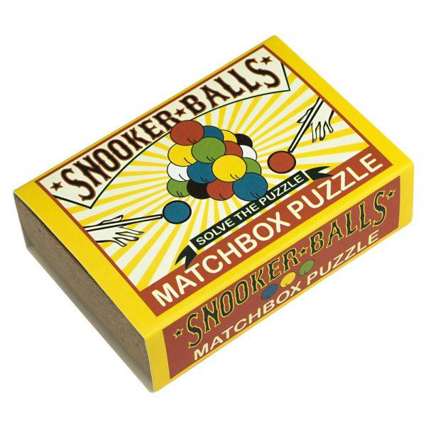 24. 1235-Matchbox-Puzzles-Snooker-Balls