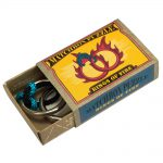 30. 1232-Matchbox-Puzzles-Rings-of-Fire-Open-Box
