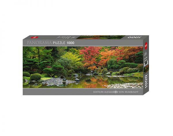Puzzle 1000 Pcs AvH Zen Reflection