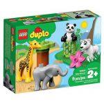LEGO DUPLO Animais Bebés 10904