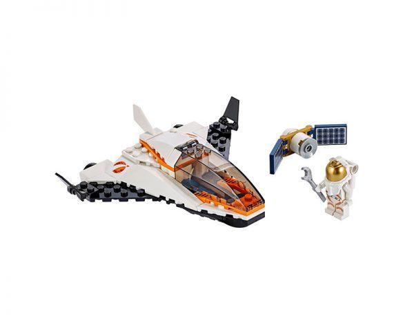 Lego City Missão de Assistência a Satélite 60224-2