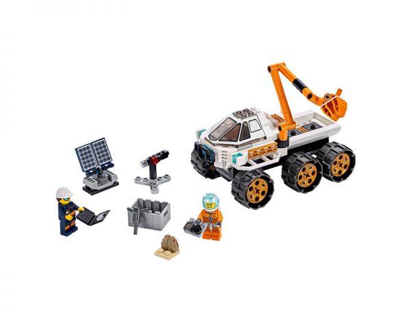Lego City Teste de Condução de Carro Lunar 60225-2