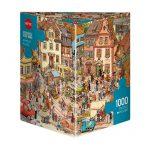 Puzzle 1000 Pcs Göbel Knorr Market Place