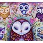 Puzzle 1000 Pcs Great Big Owl-2